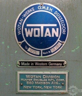 10109 wotan b75 m hbm 010