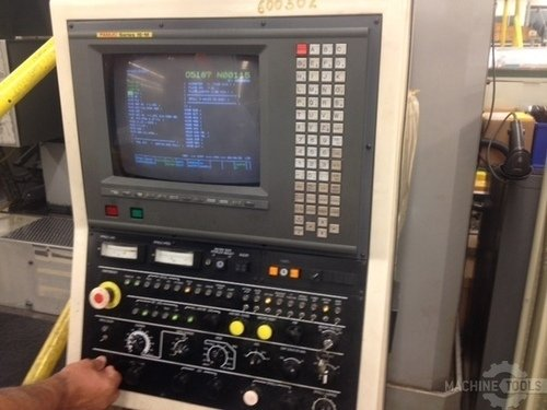 Mitsui seiki vs5a ds cnc dual spindle vertical machining center 2606c
