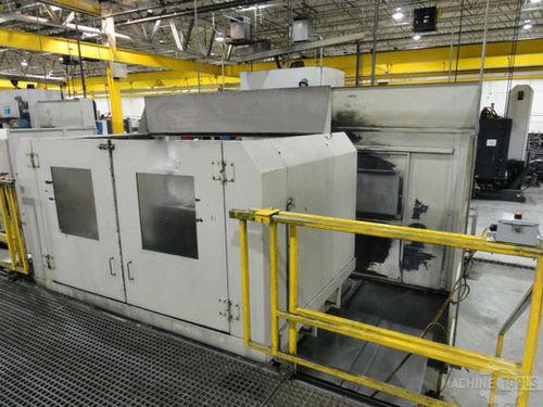 Machine front