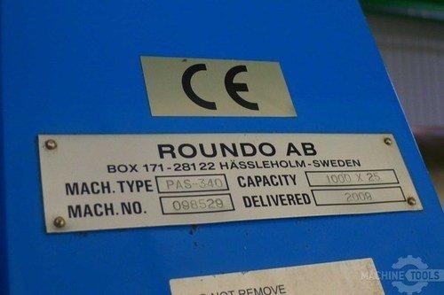 Roundo pas 360 1000 x 35 mm new 2009  5