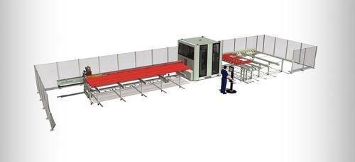 Quadra l1 cnc machining center