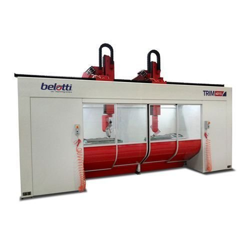 Cnc milling machine 5 axis trim series by belotti