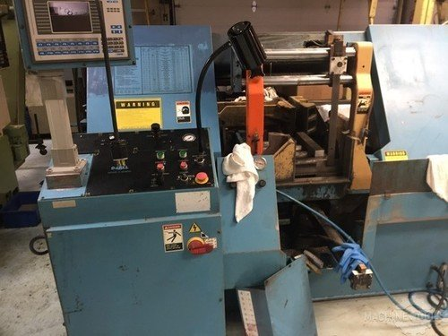 2001 do all c4100nc cnc band saw
