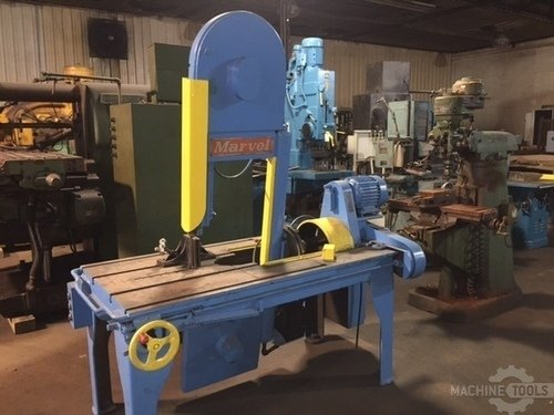 100911 marvel 8 band saw