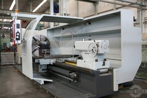 D f 1 250mm and 1 400mm x 10 000mm 49   55 x 33  cnc horizontal lathe. models ckf61125a 10000 and ckf61140a 10000 4