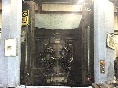 2010 doosan hp 5100  1