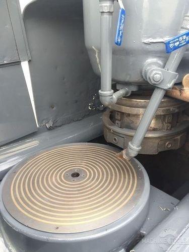 Used blanchard 11 surface grinder