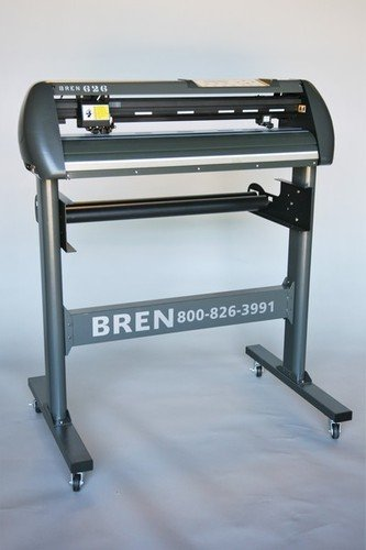 bren 626 stencil machine