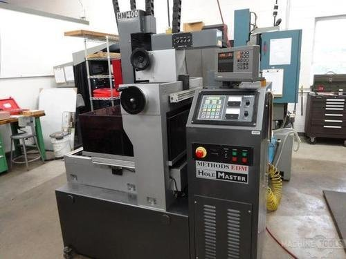 Methods holemaster hm400