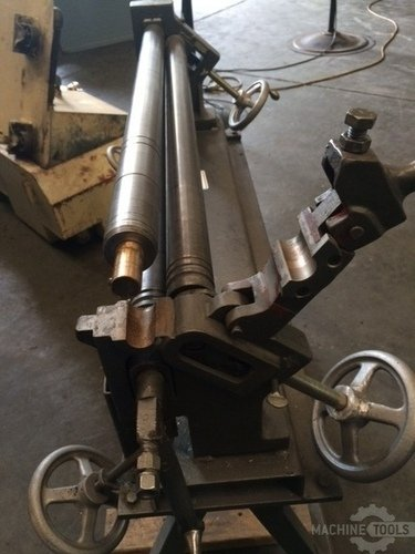 Plate roll a