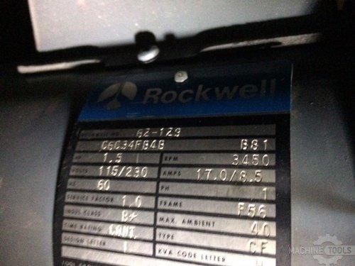 Rockwell motor