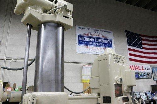Cincinnati bickford 4x13 radial drill  6835 5
