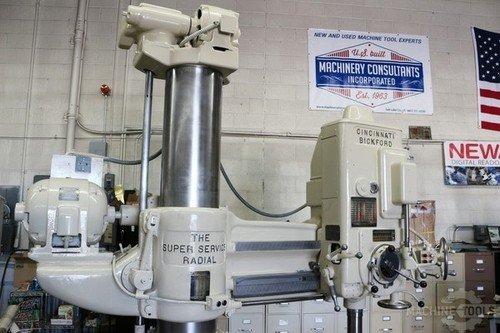 Cincinnati bickford 4x13 radial drill  6835 6