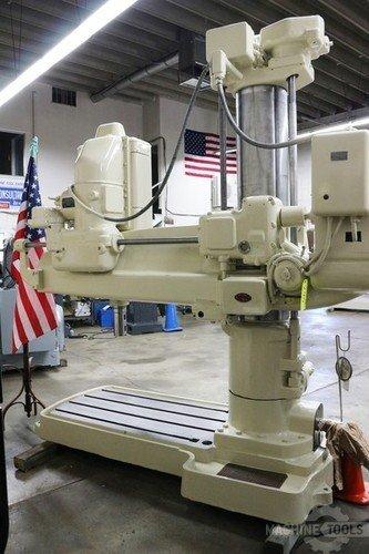Cincinnati bickford 4x13 radial drill  6835 7