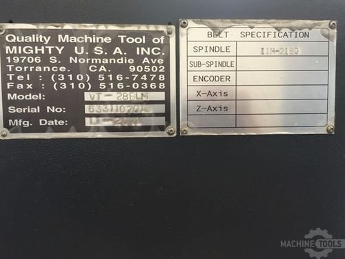 Used_mighty_viper_cnc_lathe_vt-28blm