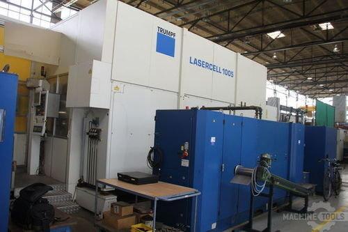 Trumpf lasercell 1005