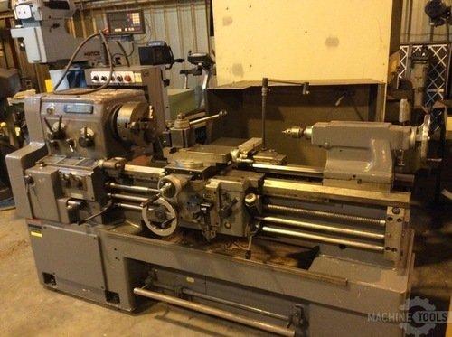 Whacheon model wl435x1000 precision tool room lathe