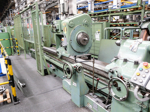 Sn 608 churchill fb cylindrical   roll grinding machine   1