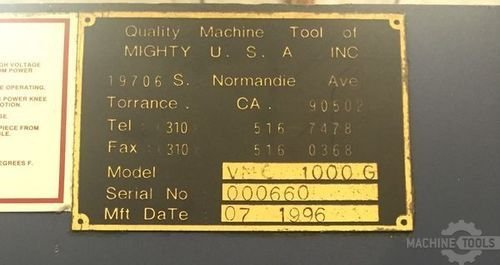 Used_mighty_comet_vmc-1000