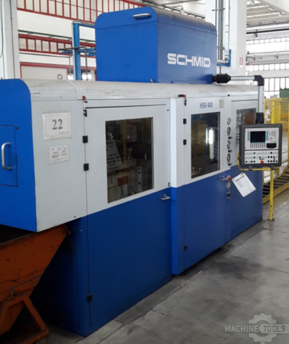 Hydraulic cut off press 4
