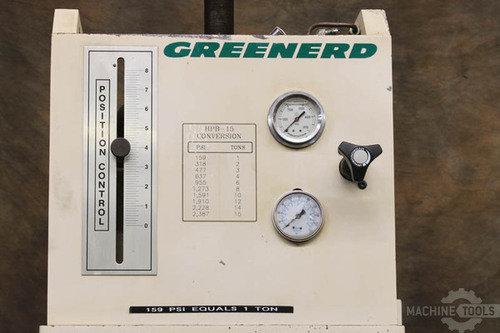 Greenerdhpb15 controls
