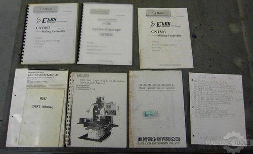 East lion manuels  001