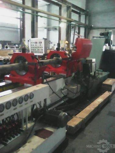 Pull boring machine
