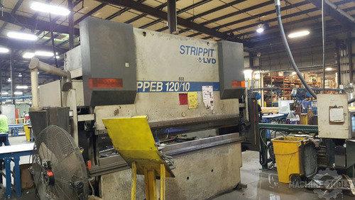 Strippit ppeb 12010 pressbrake