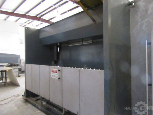 13 x350 ton durma ad s 40320 cnc hydraulic press brake 2668e