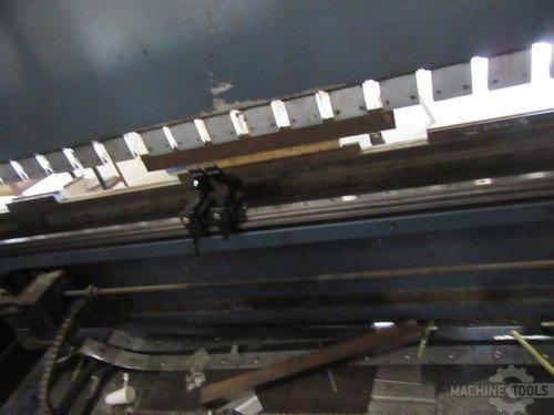 13 x350 ton durma ad s 40320 cnc hydraulic press brake 2668f