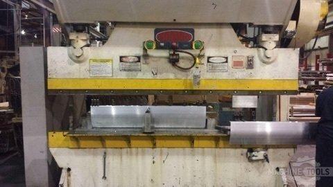 150 ton chicago dreis   krump press brake  2