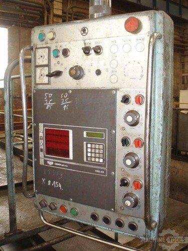 Skoda   w 160h   table e 20   both 1983   2nd machine   y