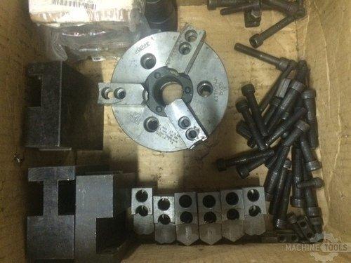 Mazak tooling
