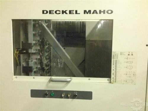 Full 2314 dekel maho dmc 55 h dual block centro di lavoro cnc2