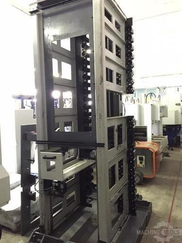 Full 2382 mori seiki nh 6300 dcg centro di lavoro cnc5