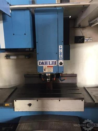 Full  dahlih mcv 720 centro di lavoro verticale cnc2