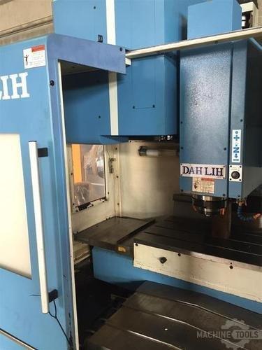 Full  dahlih mcv 720 centro di lavoro verticale cnc3