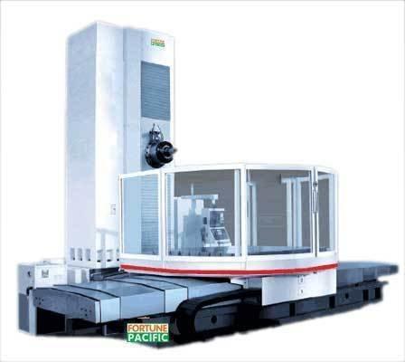 Cnc economic planer boring and milling machine pb130 pb160 kme