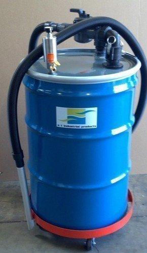 F55 portable sludge vacuum