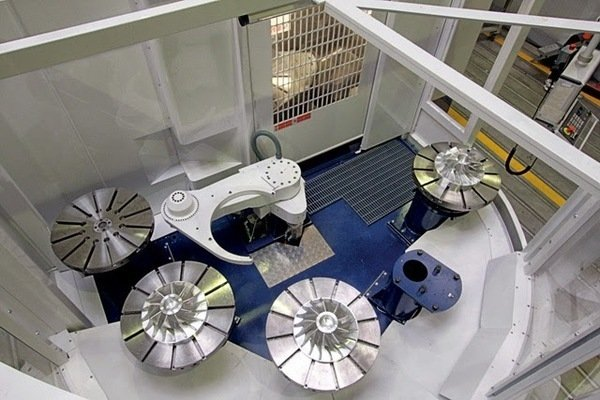 Breton ultrix cnc high speed multitask machining centre for milling turning superalloys steel aluminium composite materials  9