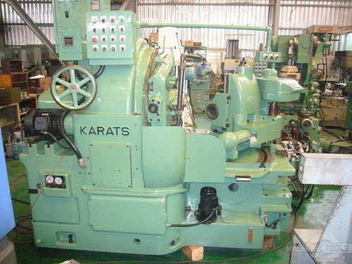 Bgh  spiral bevel gear machine  1
