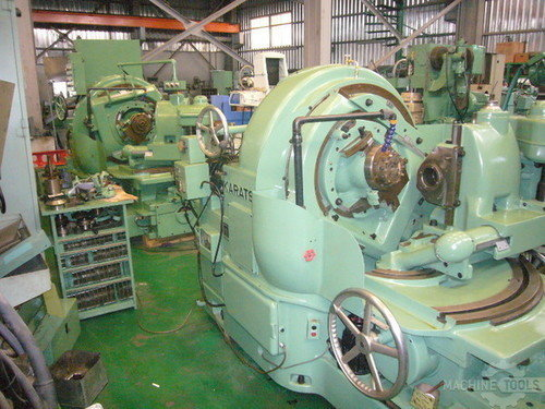 Bgh  spiral bevel gear machine  2