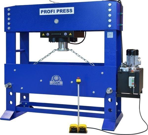 Workshop press 300 tn