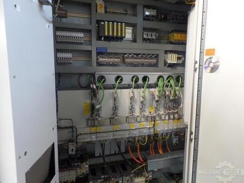 Cnc zahnradschleifmaschine niles zp20 6 1024 ag