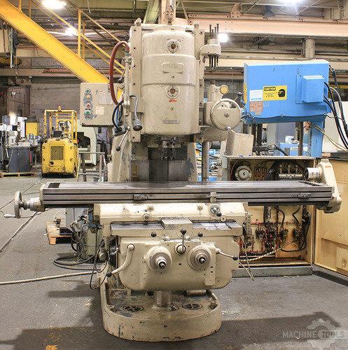 cincinnati horizontal milling machine for sale