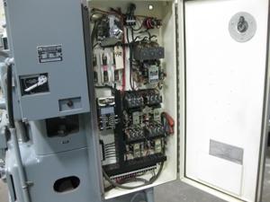 Blanchard 11 20 sn 11813 electrical cab
