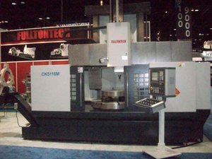 D f 1.6m ck5116 cnc vtl c axis and atc 100 2100