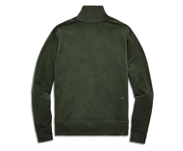 78c51d4c Mack Weldon   Men's Ace Half-Zip - Pullover with a reinforced zipper collar.