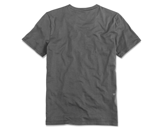 fea49abbb Mack Weldon | Men's Silver Crew Neck T-Shirt - Permanently anti-odor, with  a luxurious feel.