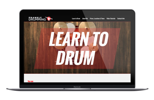 Frankly Drumming